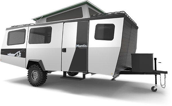 One Country & Taxa Outdoors - Mantis Camper Giveaway